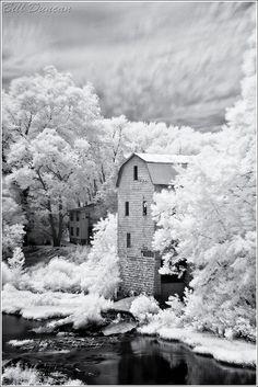 Mill In Cedar Hill, Missouri