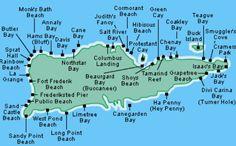 British Virgin Island Map World Maps Pinterest Virgin - Virgin islands map us