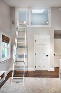 Kids Loft Bedroom. Great kids loft bedroom design ideas. #KidsBedroom #Loft #BedroomLoft