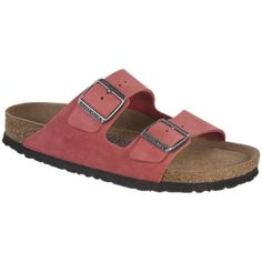 Birkenstock Arizona Soft Footbed Sandal ($110) ❤ liked on Polyvore featuring shoes, sandals, birkenstock footwear, birkenstock sandals, birkenstock shoes and birkenstock