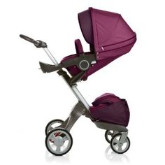 Stokke Xplory Stroller.. My next baby will have one! Love these!