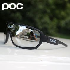 a9b59f88020 POC 3 lens Outdoor Cycling Glasses Bike Bicycle Goggles Sport Cycling  Sunglasses Brand Design Men Women Cycling Eyewear Review