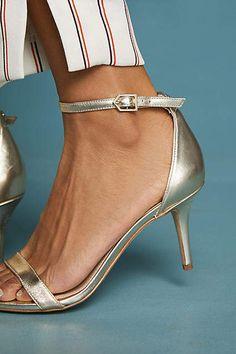 0f625978e5d 56 Best Gold High Heels. images