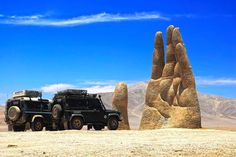 Dakar en Antofagasta