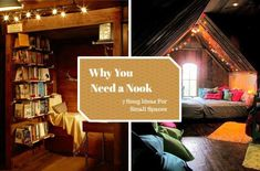 7 Snug Ideas for Small Spaces  https://www.servicecentral.com.au/article/why-you-need-a-nook-7-snug-ideas-for-small-spaces/