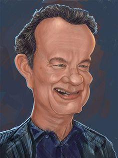 Rio Sul: Caricaturas de celebridades
