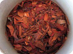 Dyeing Yarn Naturally with Eucalyptus Bark
