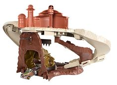 Hot Wheels Star Wars Rancor Rumble Track Set - Toys 4 My Kids