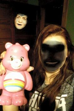 This ghost swap?!?! | 16 Face Swaps That'll Either Make You Laugh Or Give You Nightmares