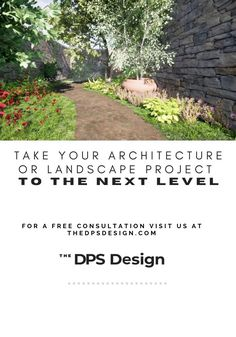 The Secret Garden. Garden and Landscape Design and 3D Architecture Rendering for designers and homeowners, for new buildings and remodel projects. At The DPS Design we create unique Outdoor Living Space designs as well as realistic 3D Renderings for Gardens, Decks, and Terraces. #renderingarchitecture #architecturevisualization #3Drendering #smallgarden #landscapedesign #gardendesign #backyarddesign