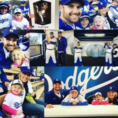 THINK BLUE: Another awesome night with the family! Our first Dodger game this year and hopefully the first of many! Had a fantastic night with my favorite people. Jenn even caught a batting practice ball!! Making memories! #dodgersbaseball #dodgerstadium #dodger #welovela #itfdb #claytonkershawbobblehead #claytonkershawbobbleheadnight #familytime #gorse #gorsefamily #makingmemories by r8dr_rch