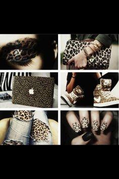 ❤ Leopard