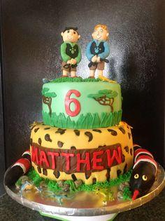 Wild Kratt Cake By Rosa DelosSantos