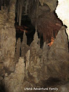 Lehman Cave in Great Basin National Park