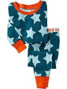 Printed PJ Sets for Baby | Old Navy