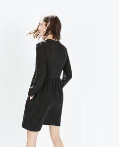 Image 5 of SHIRT DRESS from Zara
