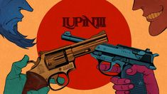"""""""A gun like that's got no style"""" Lupin The Third, Old Anime, Cowboy Bebop, Team Fortress, Poses, Anime Figures, Image Boards, Cartoon Styles, Cool Art"""