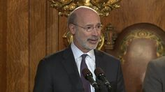 Governor Tom Wolf recognized municipalities and local government officials for their dedication and commitment to strengthen their communities and better serve their residents. | #fox43