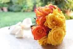 Buquê de rosas - La Violeta Flores