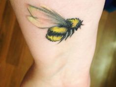 Bumble Honey Bee Tattoo Designs More