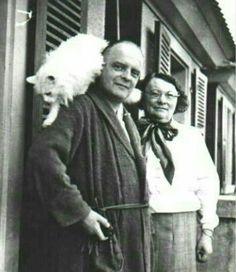 Paul Klee, Lily Stumph et leur chat Bimbo