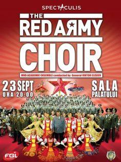MONEYFUN: CO NCERT RED ARMY CHOIR -SALA PALATULUI 23 SEPTEMB...