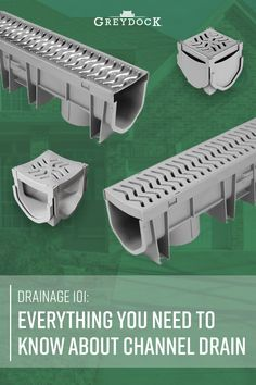 Diy Discover Drainage Everything You Need to Know About Channel Drain Pooling water can cause structural dam Gutter Drainage Backyard Drainage Landscape Drainage Drainage Solutions Underground Drainage Trench Drain Linear Drain Dry River Channel Backyard Drainage, Gutter Drainage, Landscape Drainage, Backyard Landscaping, Drainage Grates, Drainage Ditch, Driveway Drain, Underground Drainage, Drainage Solutions