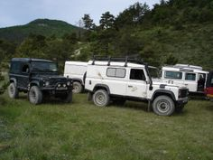 Rat's : The best Land Rover Team (french)
