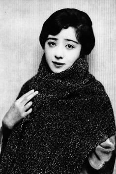 岡田嘉子 / Actress Yoshiko Okada