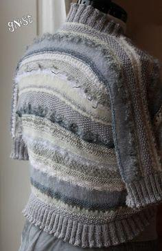 ~GNIST~: Bolero Sweater Vests, Jackets, Coats