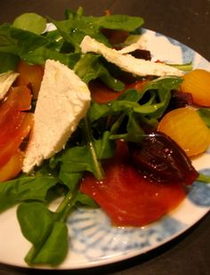 Must try cheese: ricotta salata - apparently great with kale salad!