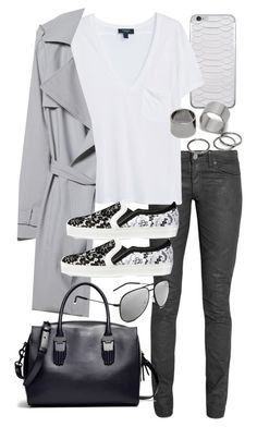 """""""Untitled #18777"""" by florencia95 ❤ liked on Polyvore featuring Acne Studios, MANGO, Givenchy, Yves Saint Laurent and Pieces"""