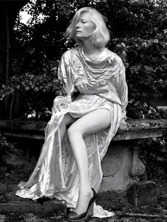 Tilda Swinton; I love her, she is invited to my dream dinner party; though not before Kubrick or Herzog.