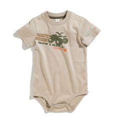 Carhartt - Product - Infant Boys How I Roll Bodyshirt