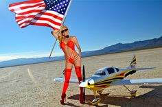 Columbia 400 with Christine/flag. Rc Drone, Drones, Men Cave, Rc Model, Model Airplanes, Custom Trucks, Radio Control, Rc Cars, Motors