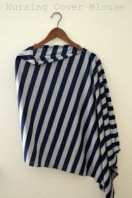 Bellapia Designs: Nursing Cover & Scarf in 1...wish I had this when I was nursing