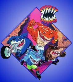 Street Sharks [Latino] MEGA - Series de los 90