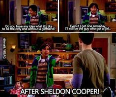 Find images and videos about funny, the big bang theory and penny on We Heart It - the app to get lost in what you love. Big Bang Theory Series, Big Bang Theory Funny, Big Bang Theory Quotes, Rock Roll, Tbbt, Attitude, How I Met Your Mother, What Is Like, Favorite Tv Shows