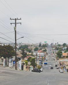 Streets of Tijuana, Mexico
