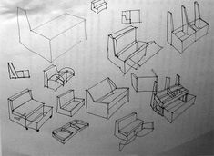 Monster post: Crap I've Built - Banquettes (poor man's couches) - Core77 Diy Storage Couch, Interior Styling, Interior Design, Kitchen Seating, Banquettes, Woodworking Projects Plans, Couches, Projects To Try, How To Plan