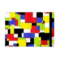 Mod Geometric Apple iPad Mini Flip Case