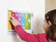 gezinnig weekplanners beelddenken planning