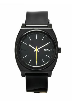 Price:$58.75 #watches Nixon A119-000, Polycarbonate case, Polyurethane strap, Black dial, Quartz movement, Scratch-resistant mineral, Water resistant up to 10 ATM-100 Meters-330 Feet