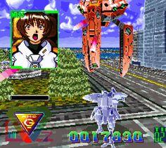 Bulk Slash (Sega Saturn)obscurevideogames:walker - Bulk Slash (C A Production/Hudson - Saturn - 1997)  —http://www.megalextoria.com/forum2