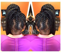 Side braid hairstyles are the ultimate cure for a lifeless mop of long hair. If you're looking for a suitable way to liven up your Rapunzel-like stands, one of these twenty side braids will be sure to sweep you right off your feet! Little Girl Braids, Black Girl Braids, Braids For Kids, Girls Braids, Little Girl Hairstyles, Black Hairstyles, Toddler Hairstyles, Natural Hair Braids, Braids For Long Hair
