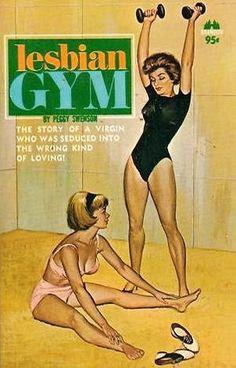 "Lesbian Pulp ficcion. LESBIAN GIM de ""Peggy Swenson"", seudónimo de Edward Geis, (Brandon House, 1964)"