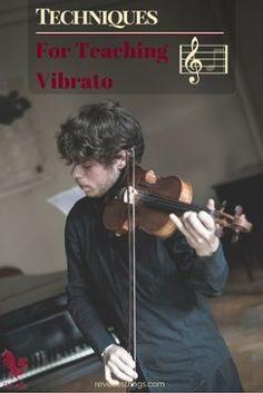 Techniques For Teaching Vibrato http://www.connollymusic.com/revelle/blog/techniques-for-teaching-vibrato /revellestrings/