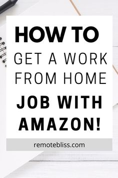 Amazon Work From Home, Work From Home Jobs, Make Money From Home, Make Money Online, How To Make Money, Resume Help, Money Matters, Online Work, Social Media Tips