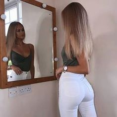 Likes, 47 Comments – 🌷🌼𝚃𝚑𝚊𝚜𝚝𝚜 𝟸𝟺𝚔🌼🌷… – Spiegel Sexy Jeans, Superenge Jeans, Skinny Jeans, Girls Jeans, Leggings Are Not Pants, Fashion Outfits, Hairstyle, How To Wear, Insta Comments
