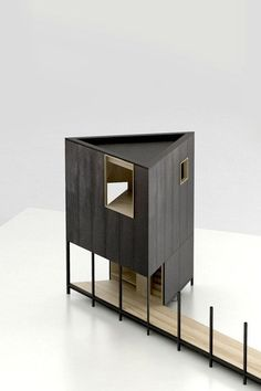 Jean-francois madec architect observatory birds the viscount. Water Architecture, Sketchbook Architecture, Collage Architecture, Maquette Architecture, Landscape Architecture Model, Architecture Model Making, Conceptual Architecture, Minimalist Architecture, Architecture Portfolio